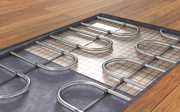 Underfloor Heating Services in Brighton
